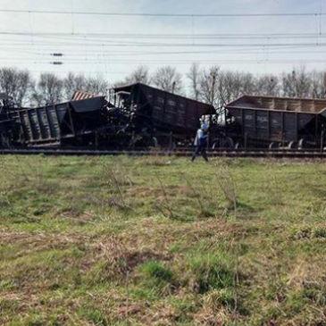 Авария грузового поезда в Одесской области: в УЗ сообщили о полном возобновлении движения